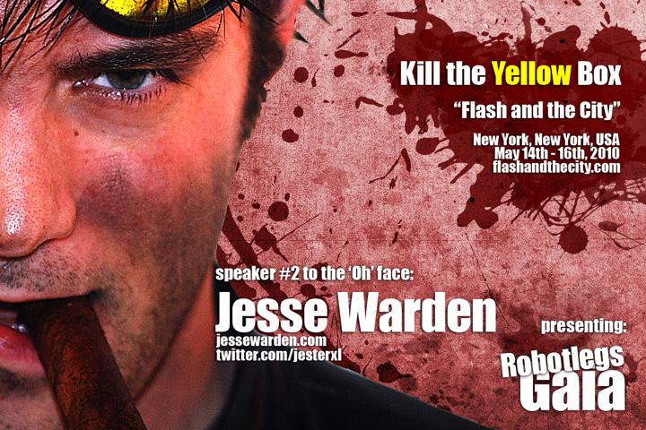 Flash and the City - Kill the Yellow Box