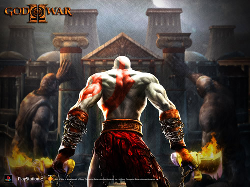 ����� � ����� [ ���� ] : ��� ���� God Of War II ��� PC ������� god_of_war2.jpg