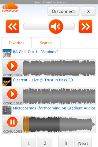 ... Musik Free Music Playlists for Youtube and SoundCloud screenshot ...