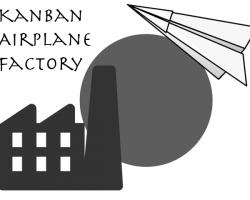kanban-paper-airplane-factory
