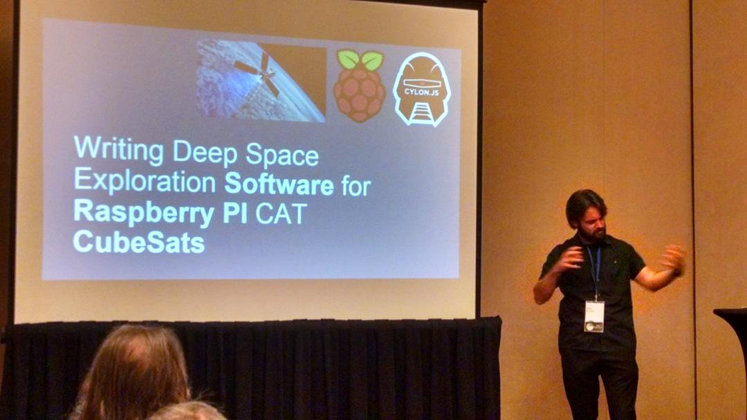 Writing Deep Space Exploration Software for Raspberry PI CAT Cubesats