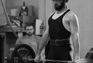 My First Powerlifting Competition